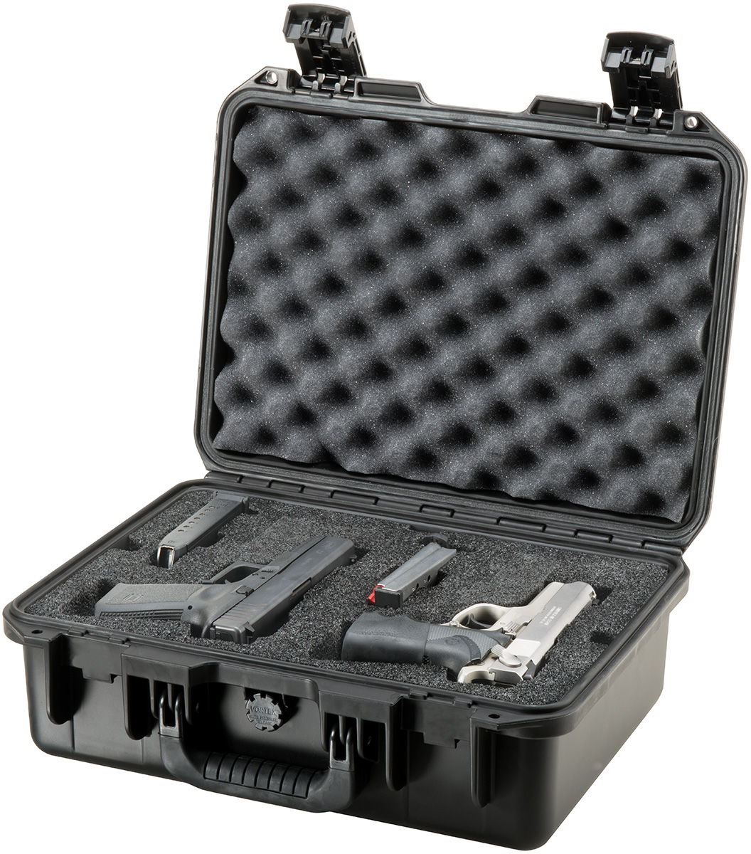 pelican peli products iM2200 glock pistol gun waterproof case