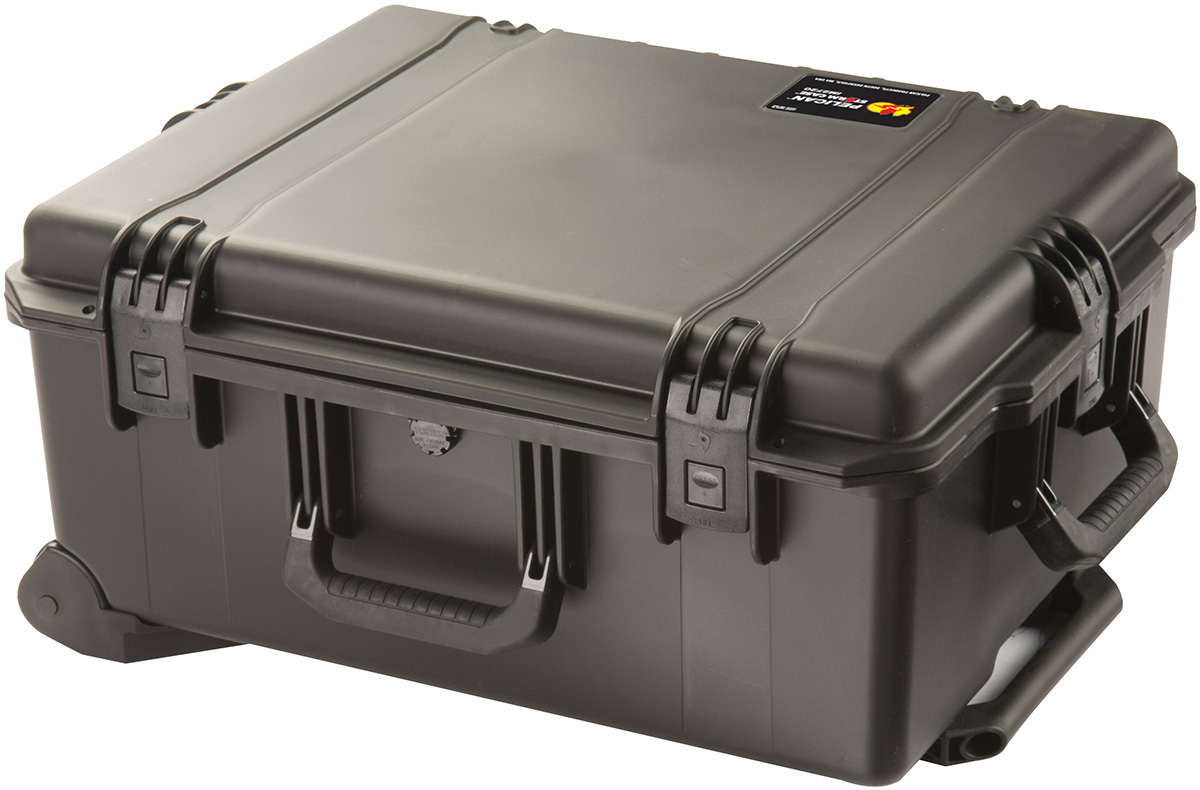 pelican peli products iM2720 hard rolling travel transport case hardigg hardcase