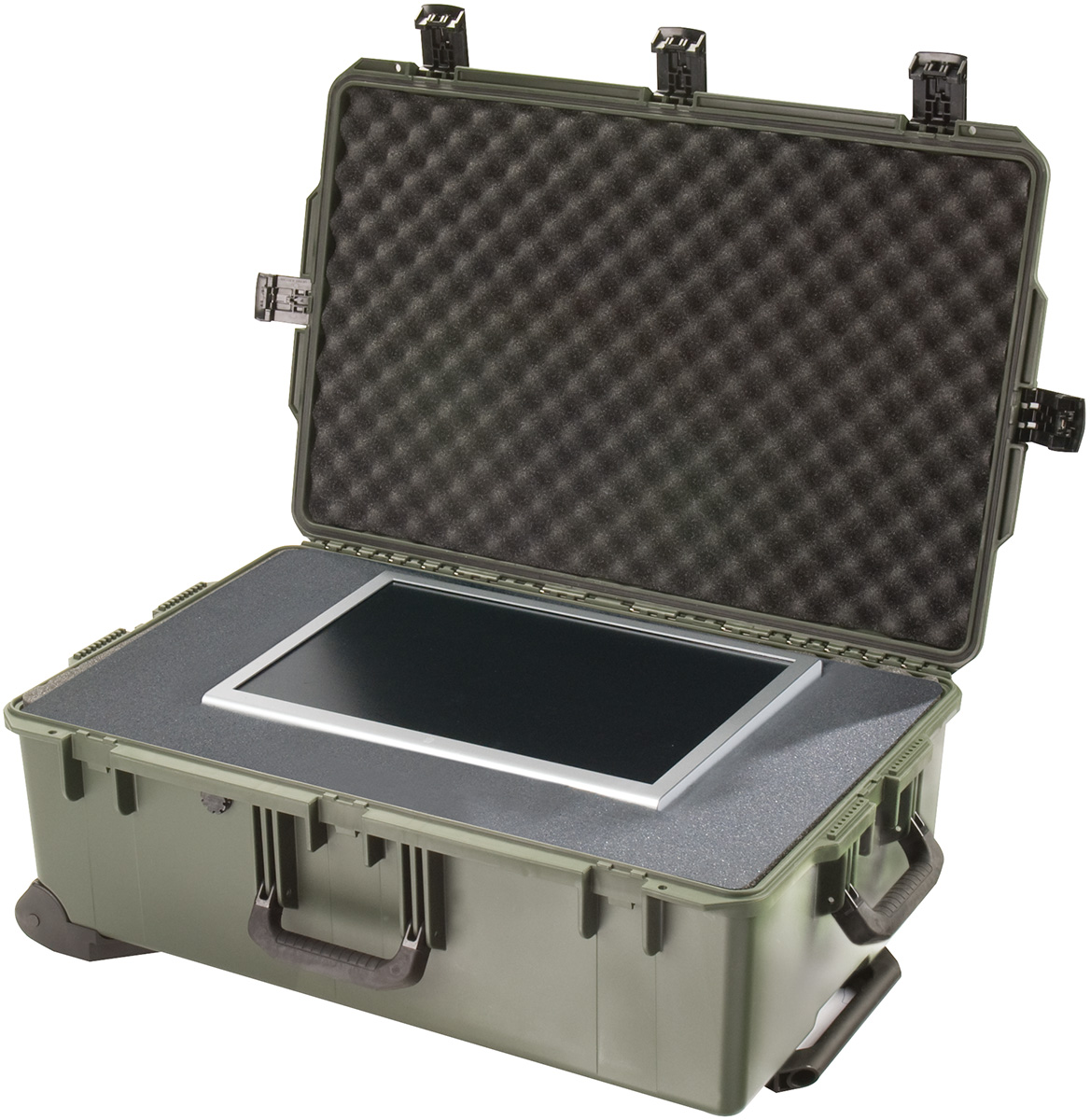 pelican peli products iM2950 storm rolling wheeled toughest case