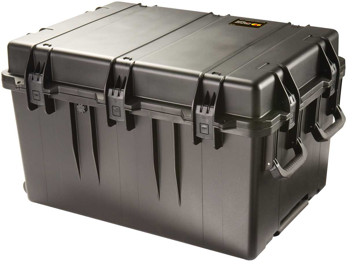 pelican peli products iM3075 hard plastic shipping flight case