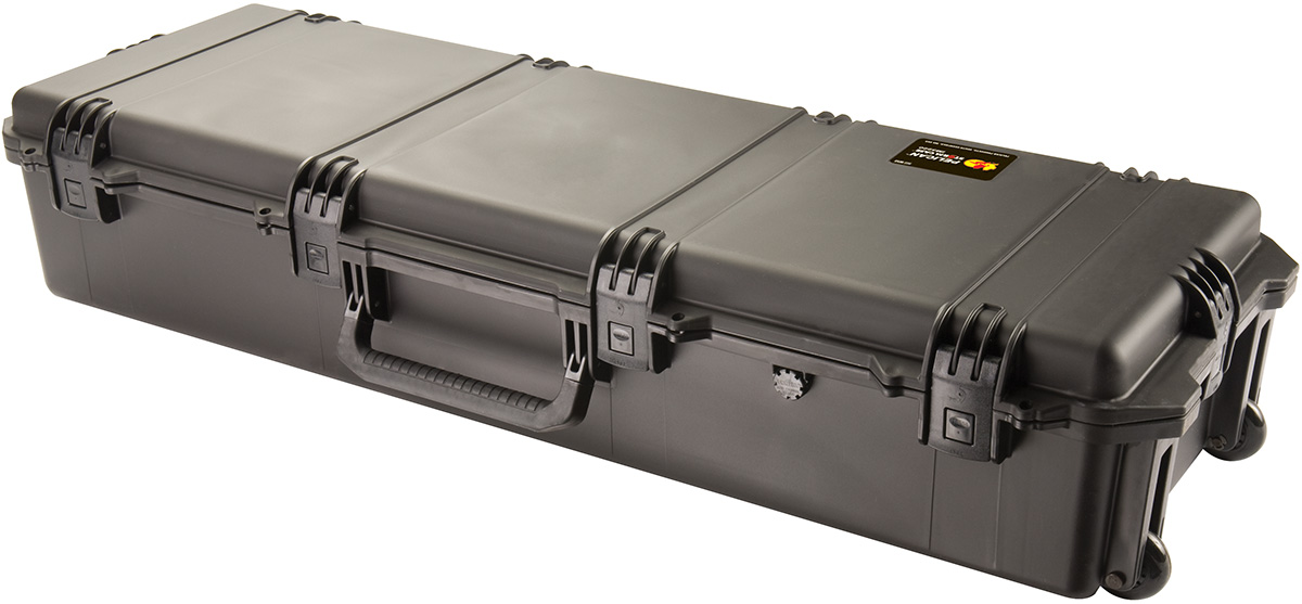 pelican peli products iM3220 rolling rifle gun transport hardcase