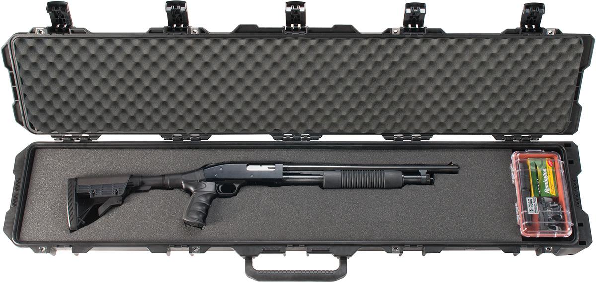 pelican peli products iM3410 strom rolling long shotgun hardcase
