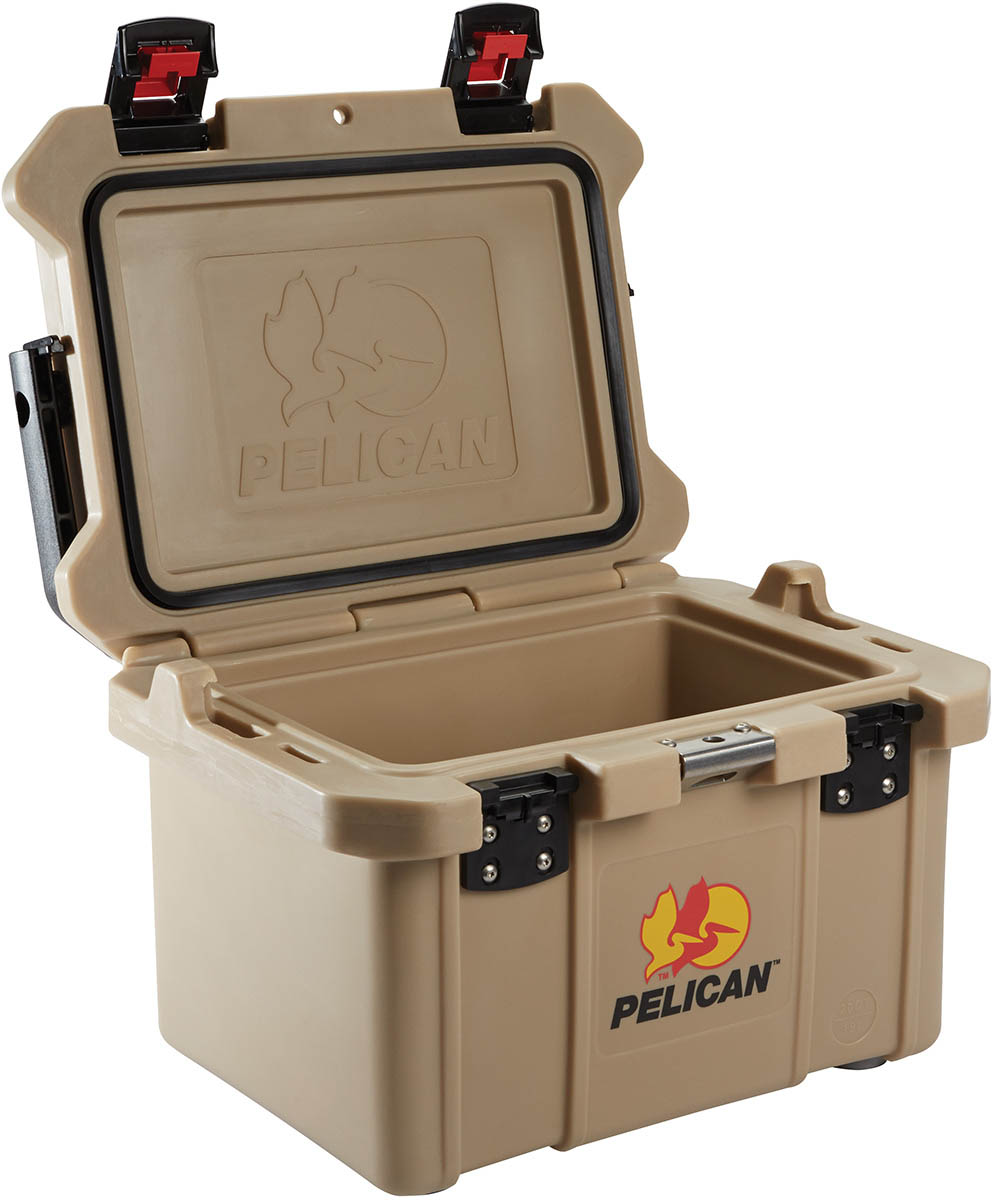 pelican peli products 20QT best small personal cooler usa made