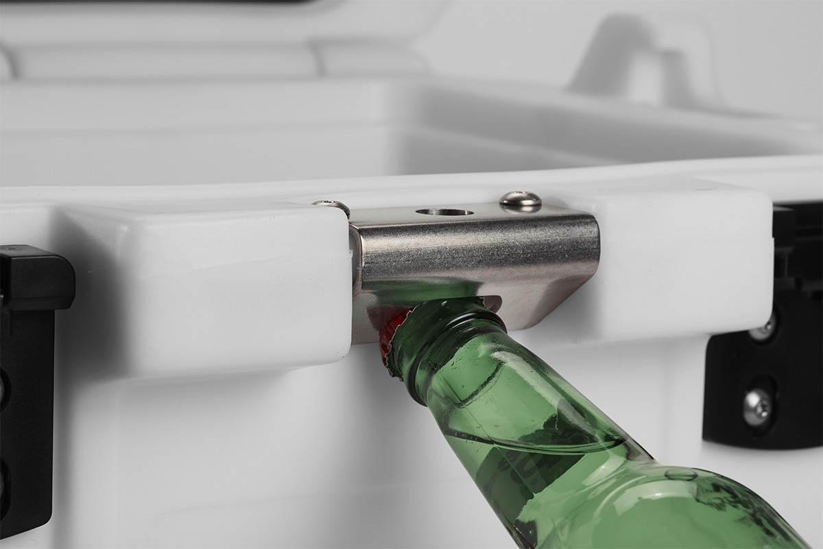 pelican peli products 20QT best personal cooler bottle opener