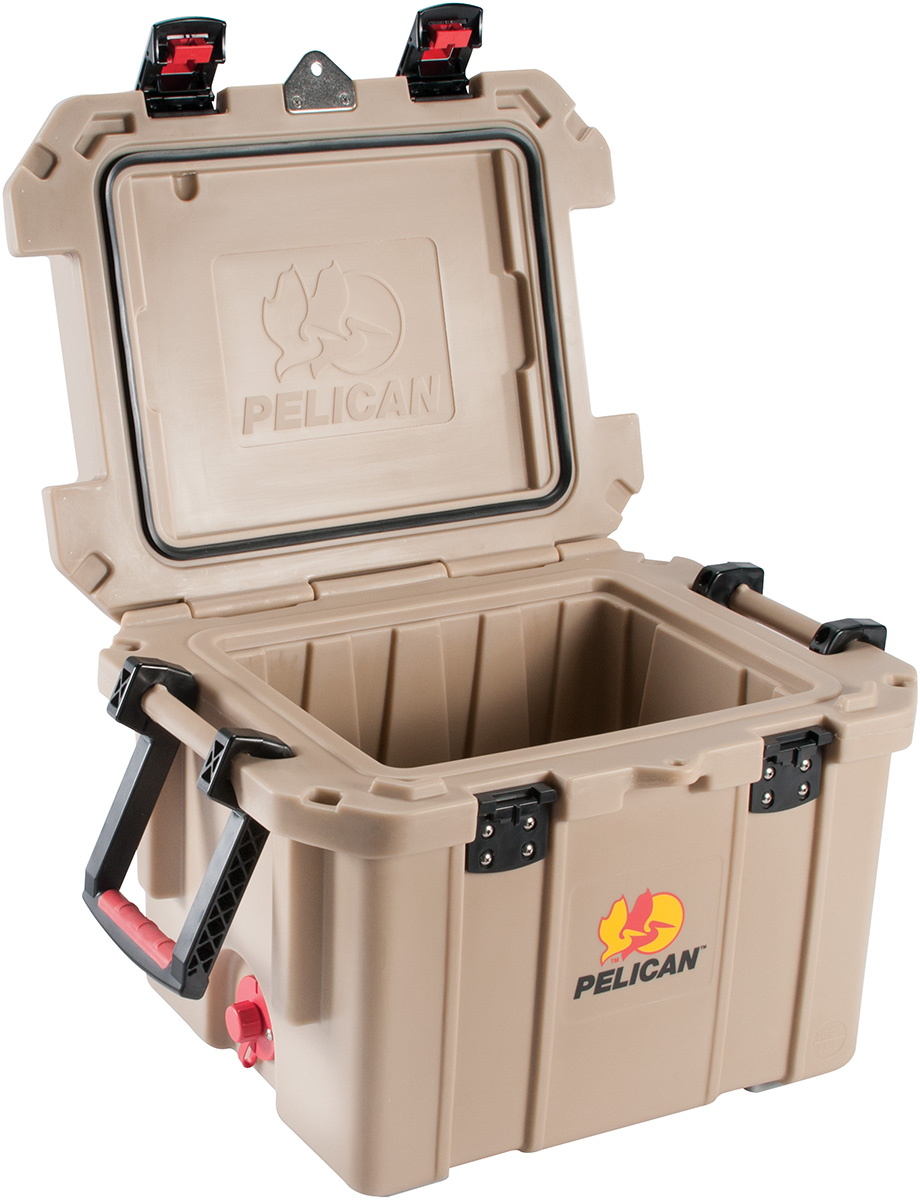 pelican peli products 35QT outdoor usa made coldest travel cooler