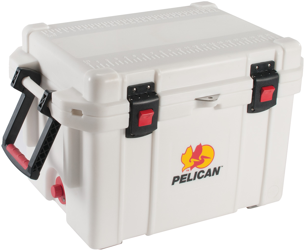 pelican peli products 35QT durable heavy duty ice chest