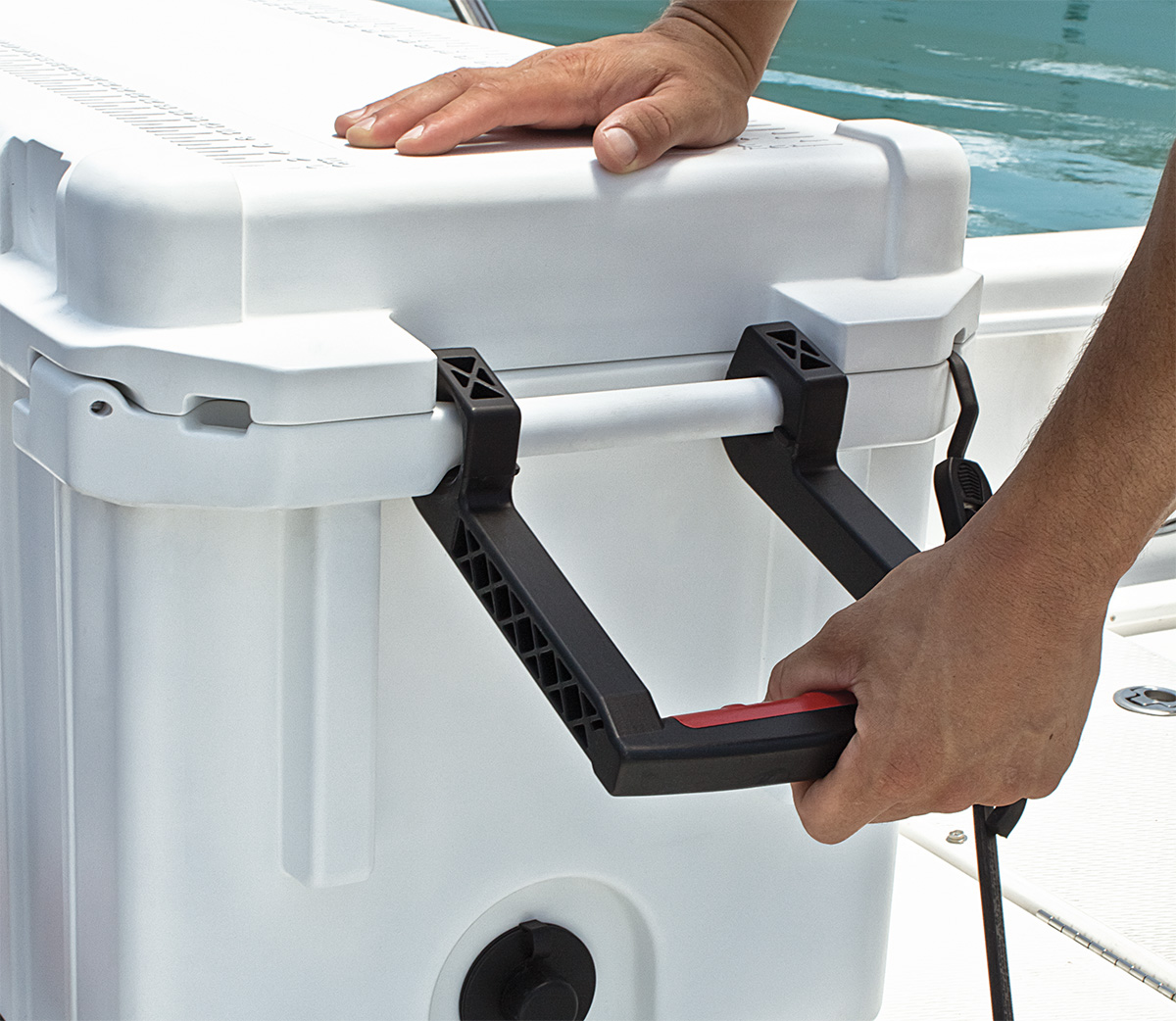 pelican peli products made in usa quality cooler ice chest
