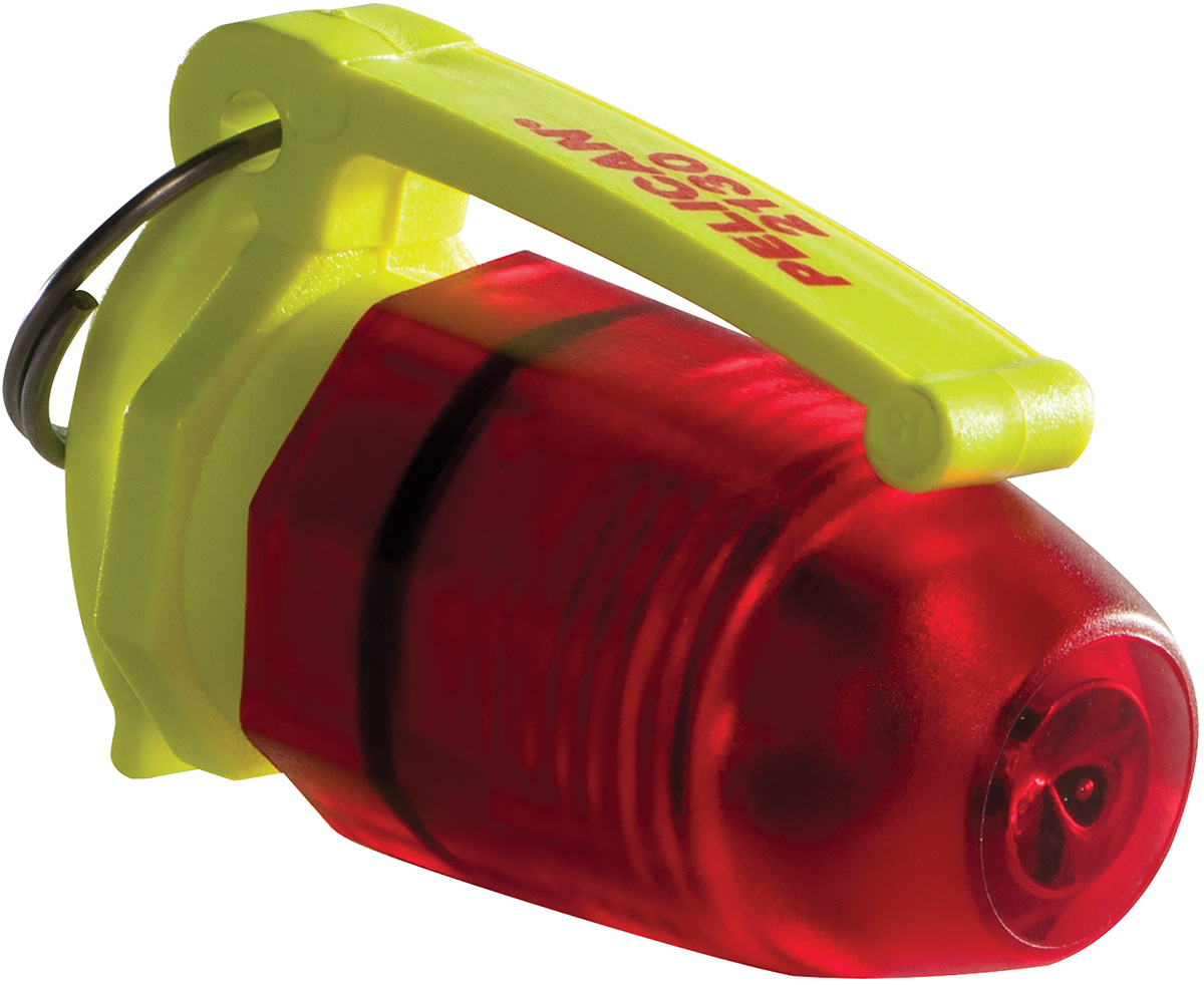pelican peli products 2130 led flashing bicycle safety light