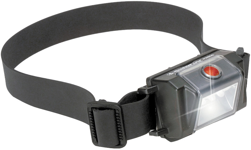 pelican peli products 2610 waterproof brightest saftey class headlamp