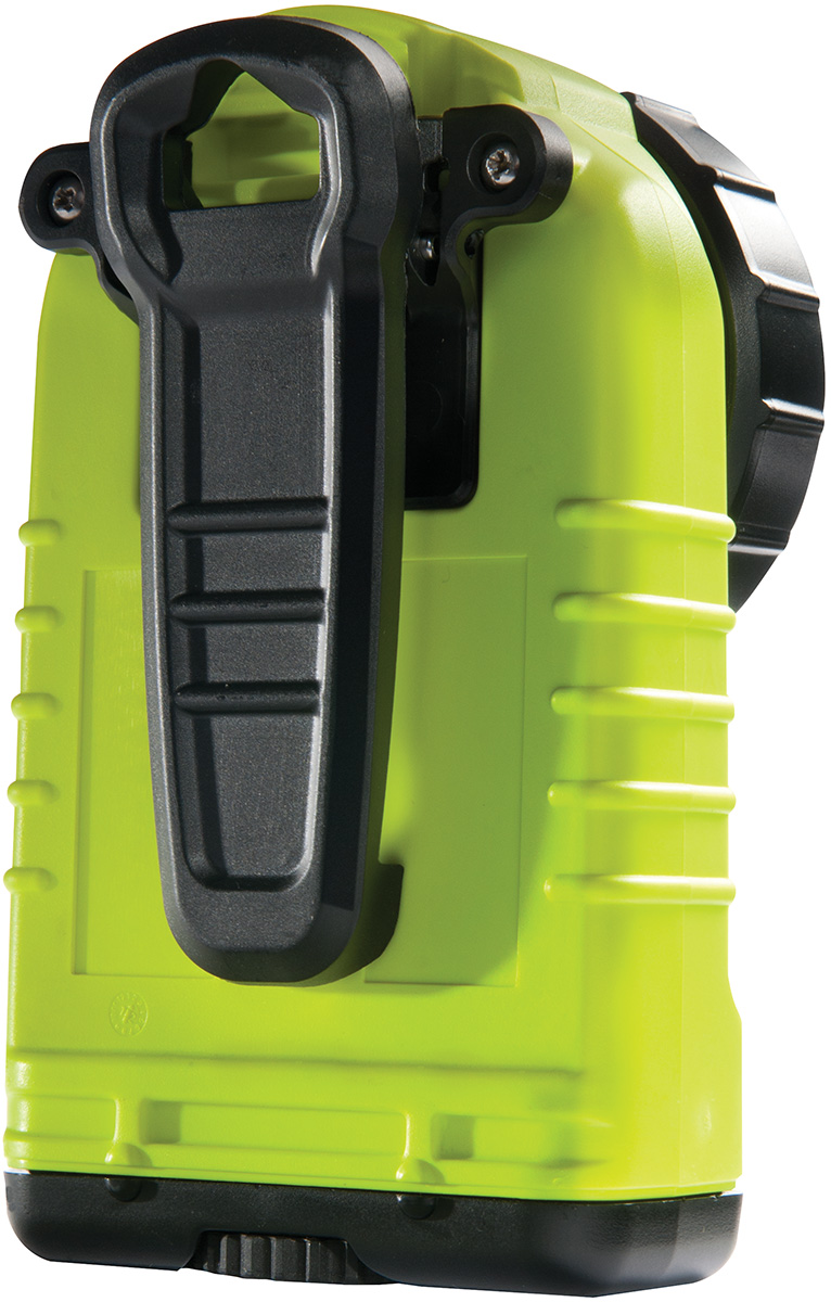 pelican peli products 3765 safety clip on firefighter flashlight