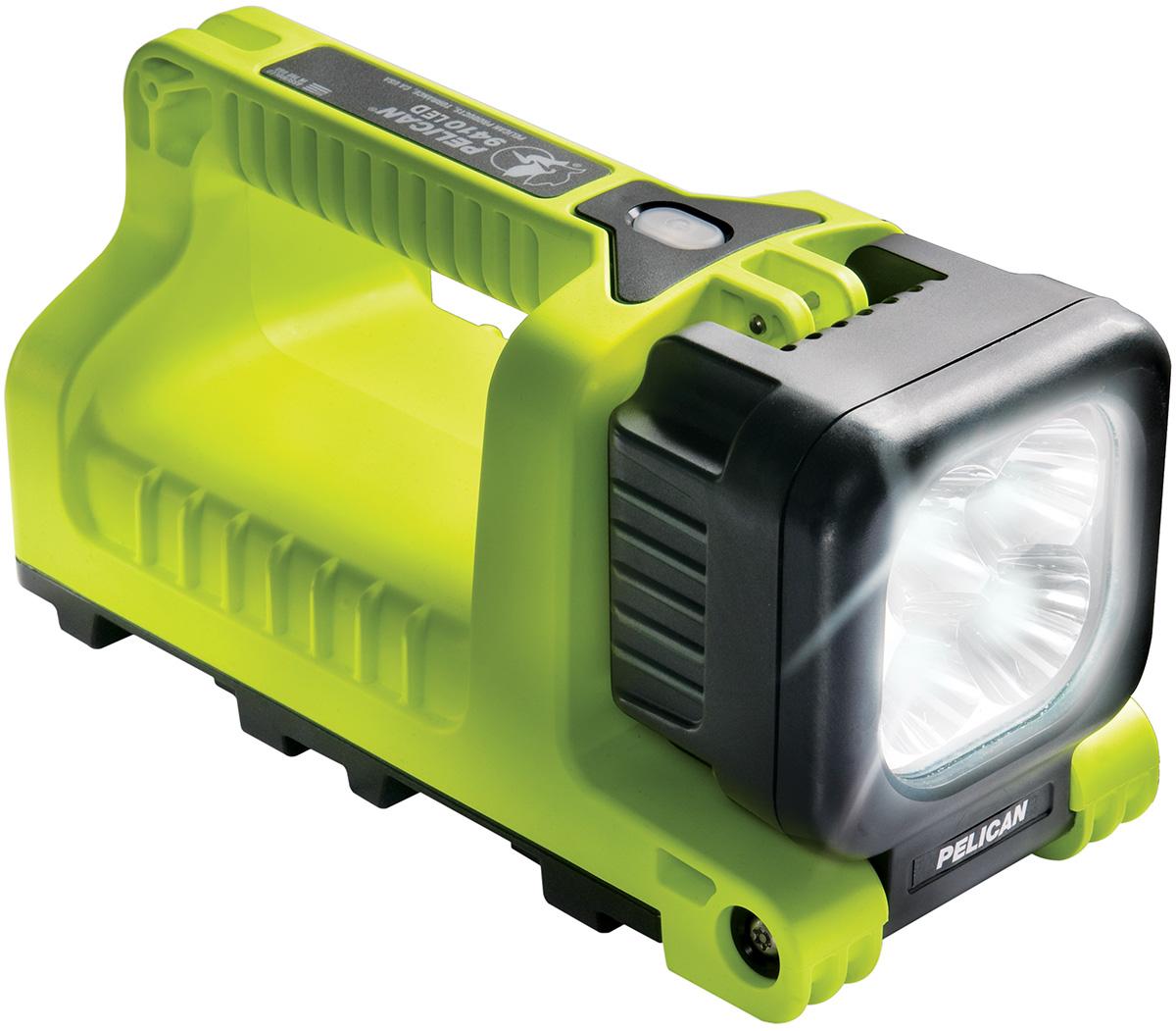 pelican peli products 9410L led firefighter lantern flashlight