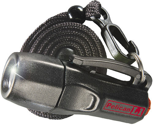 pelican peli products 1930 tiny keychain led safety flashlight