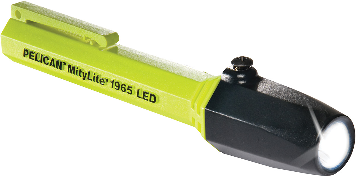 pelican peli products 1965 watertight led safety approved light