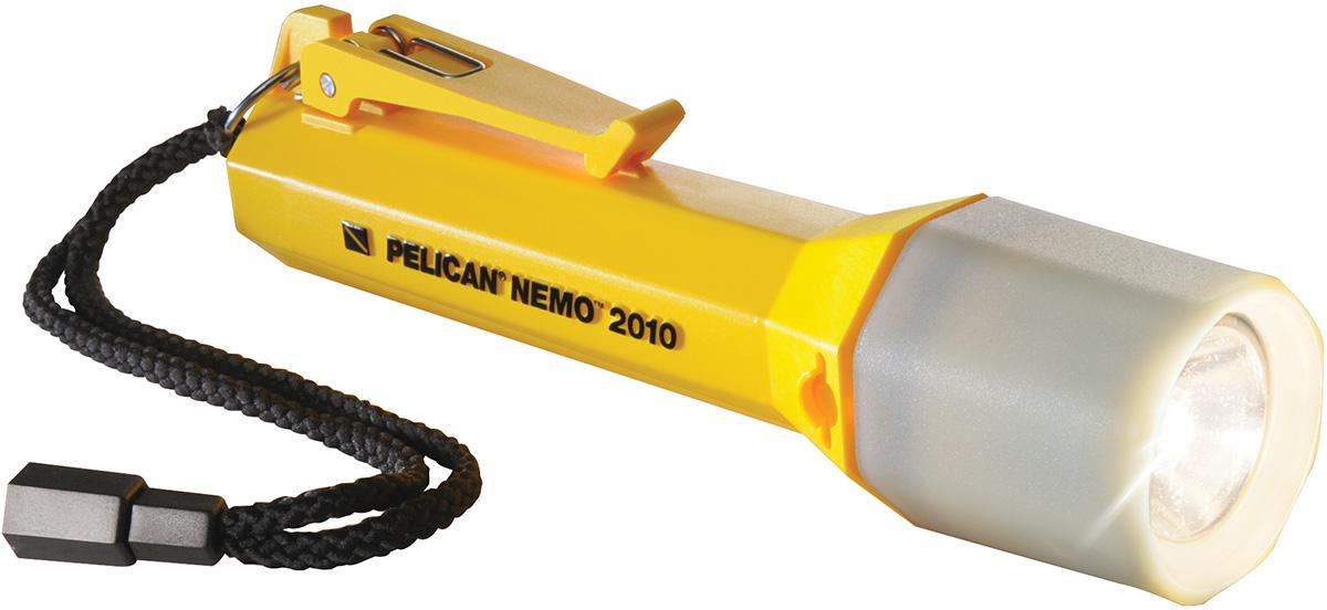 pelican peli products 2010N bright led scuba dive flashlight