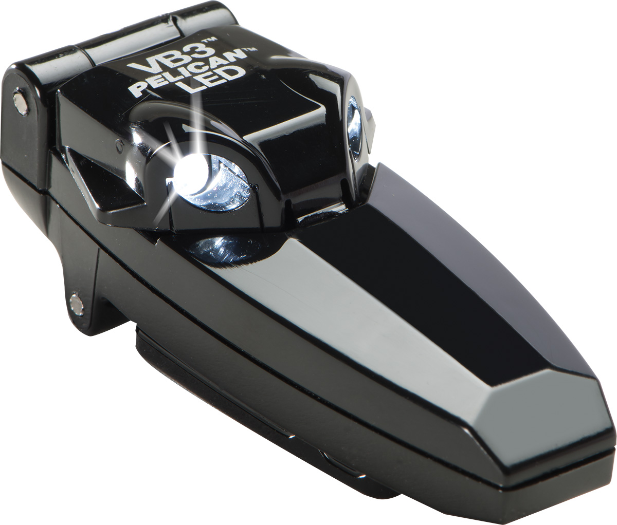 pelican peli products 2220 super bright led clip work light