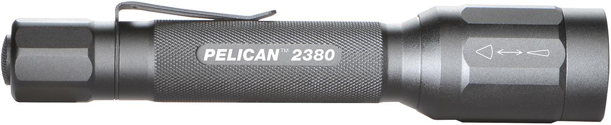 pelican peli products 2380 brightest black super bright led flashlight