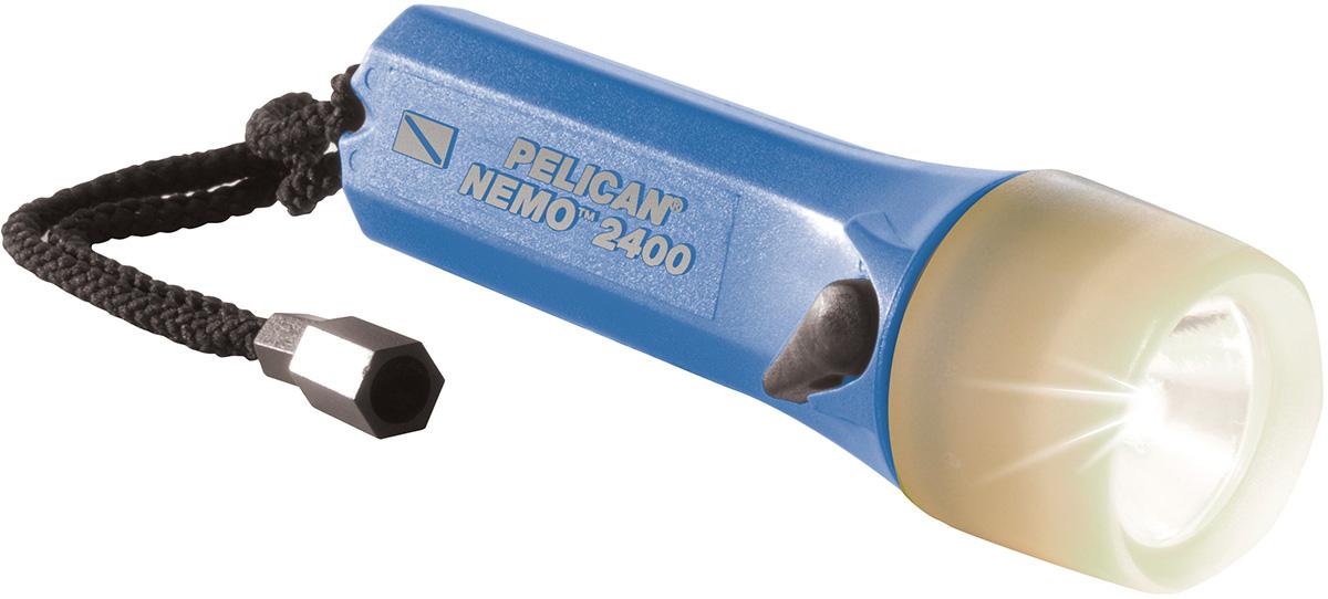 pelican peli products 2400N waterproof dive underwater flashlight