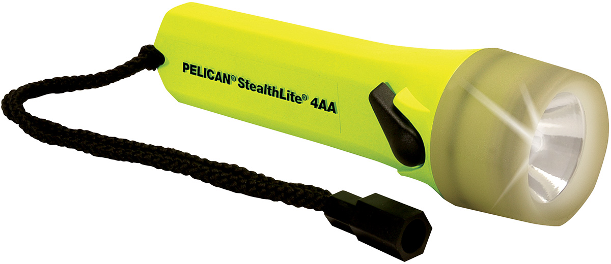 pelican peli products 2400PL glowing safety emergency kit light