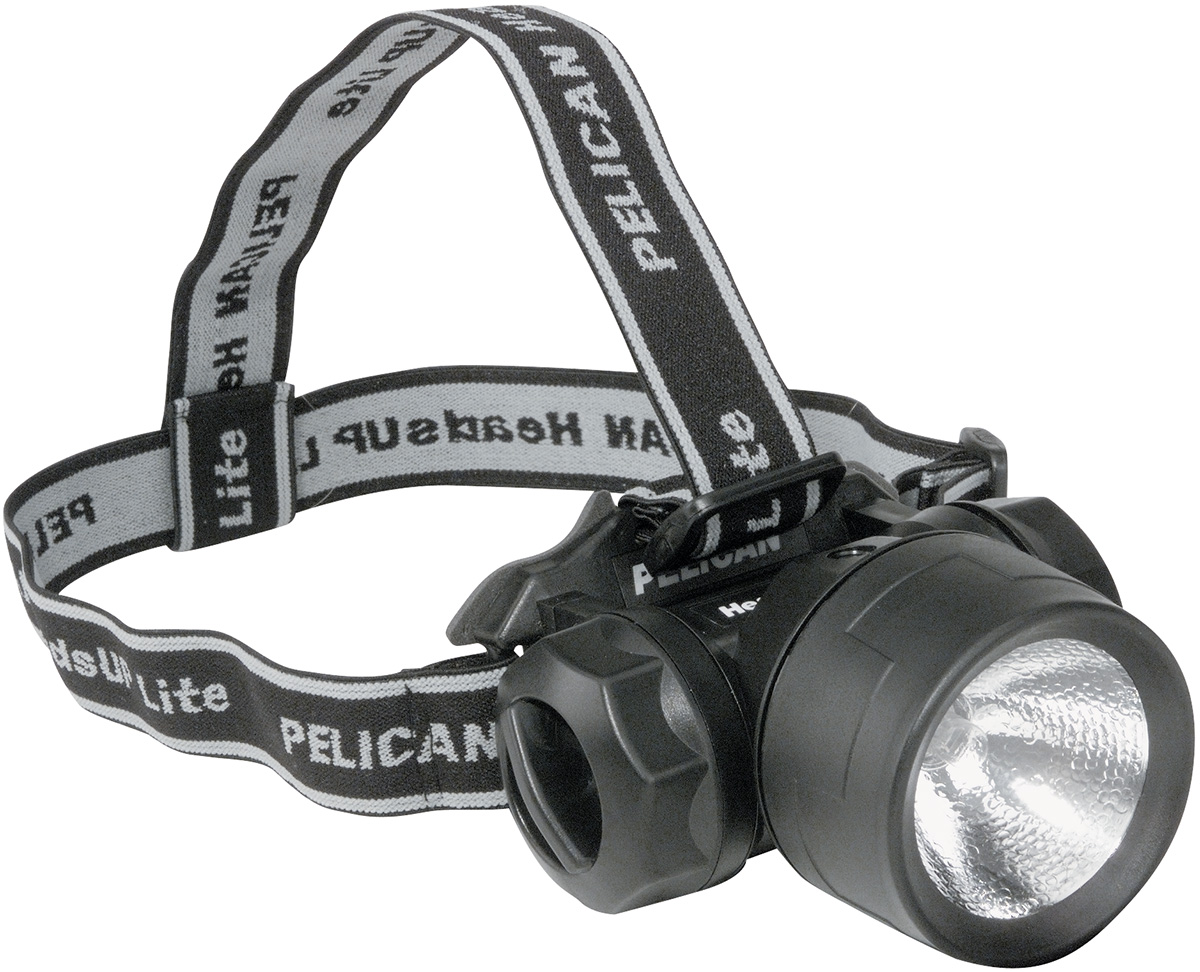 pelican peli products 2600 head lamp camping outdoor headlamp