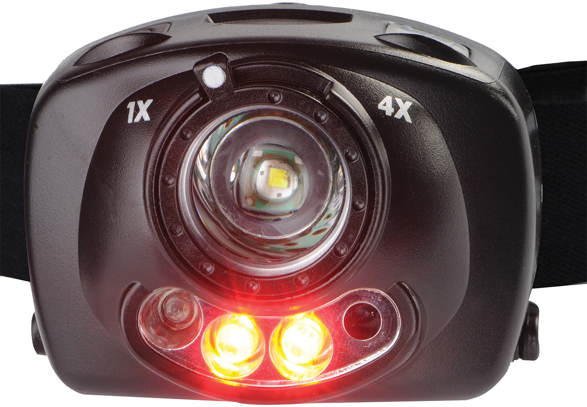 pelican peli products 2720 best red night vision led headlamp