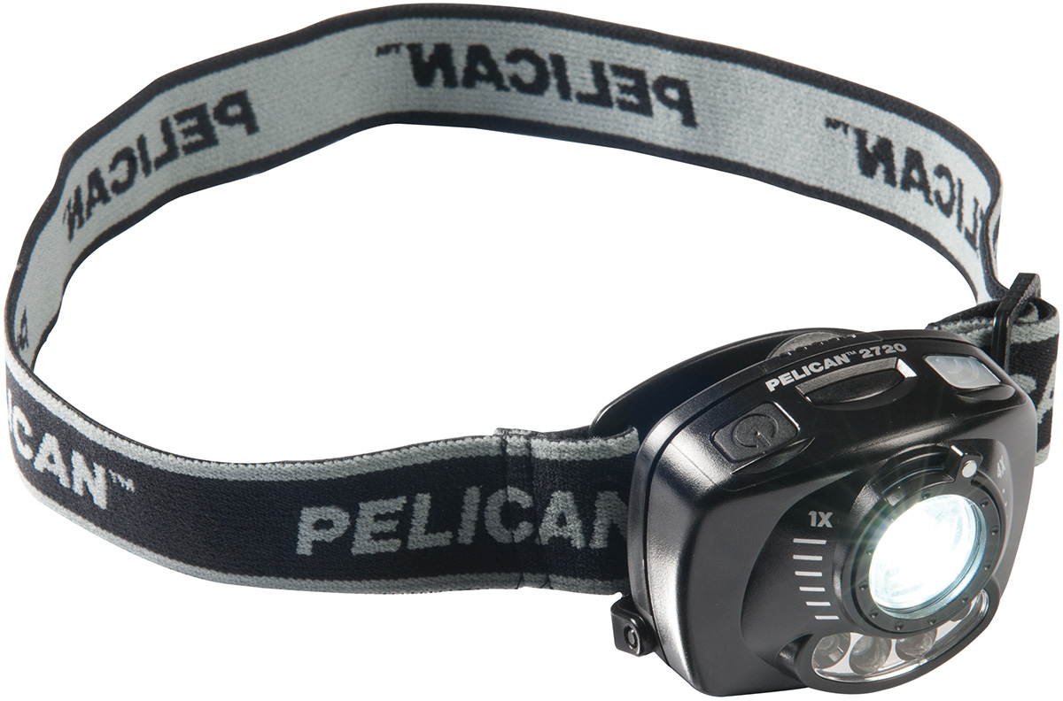pelican peli products 2720 brightest led camping headlamp