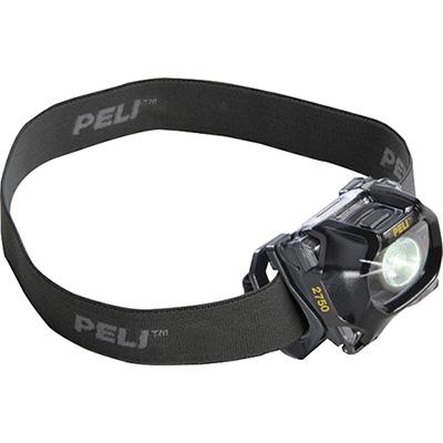 Linterna Frontal 2750 negra
