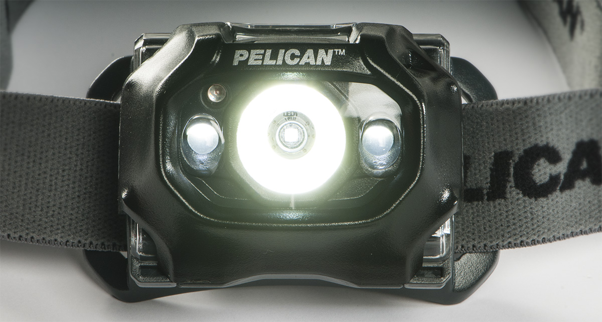 pelican peli products 2760 brightest led downcast headlamp