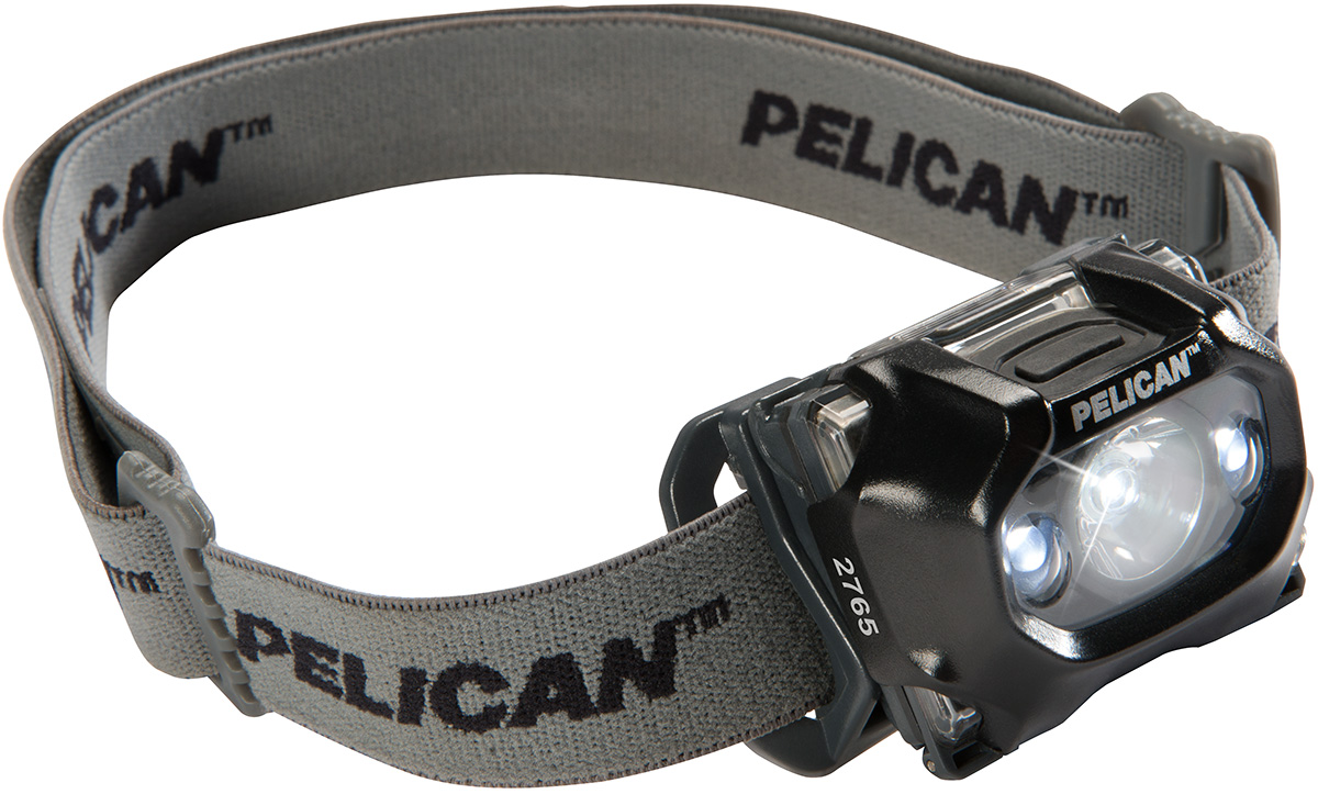 pelican peli products 2765 head strap light led headlamp