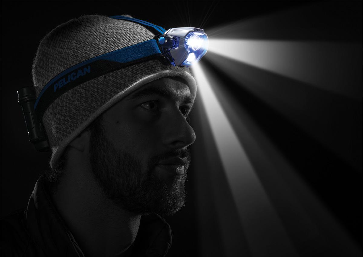pelican peli products 2780 high lumen led headlamp headlight