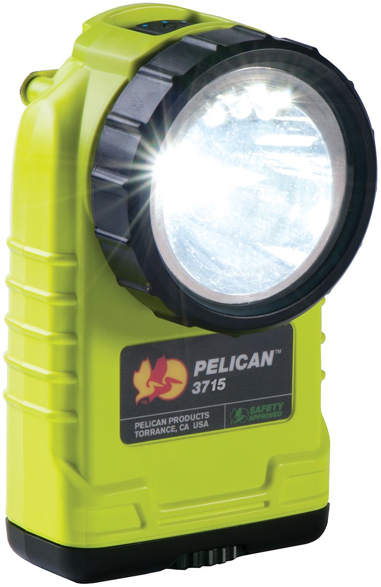 pelican peli products 3715 brightest bright led angle safety light