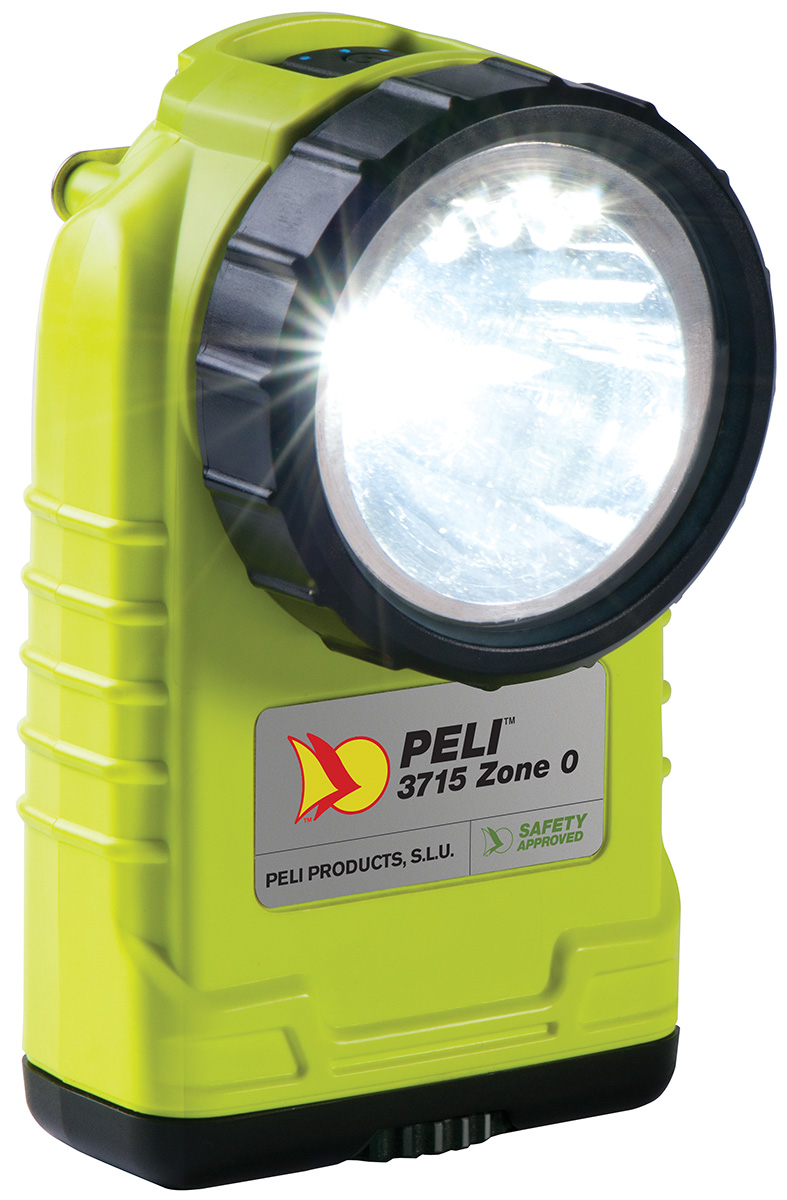 pelican peli products 3715Z0 peli zone 0 approved angle spot light