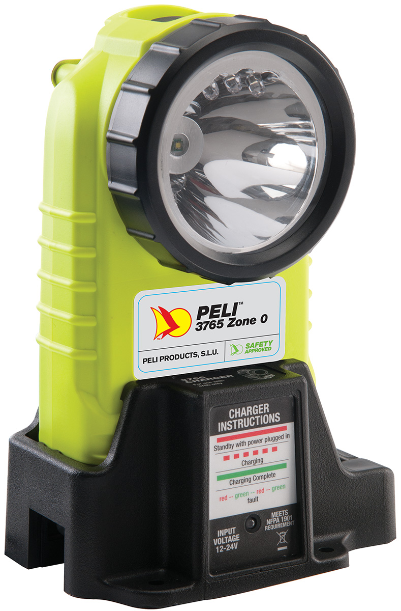pelican peli products 3765Z0 peli safety torch zone 0 rechargable light