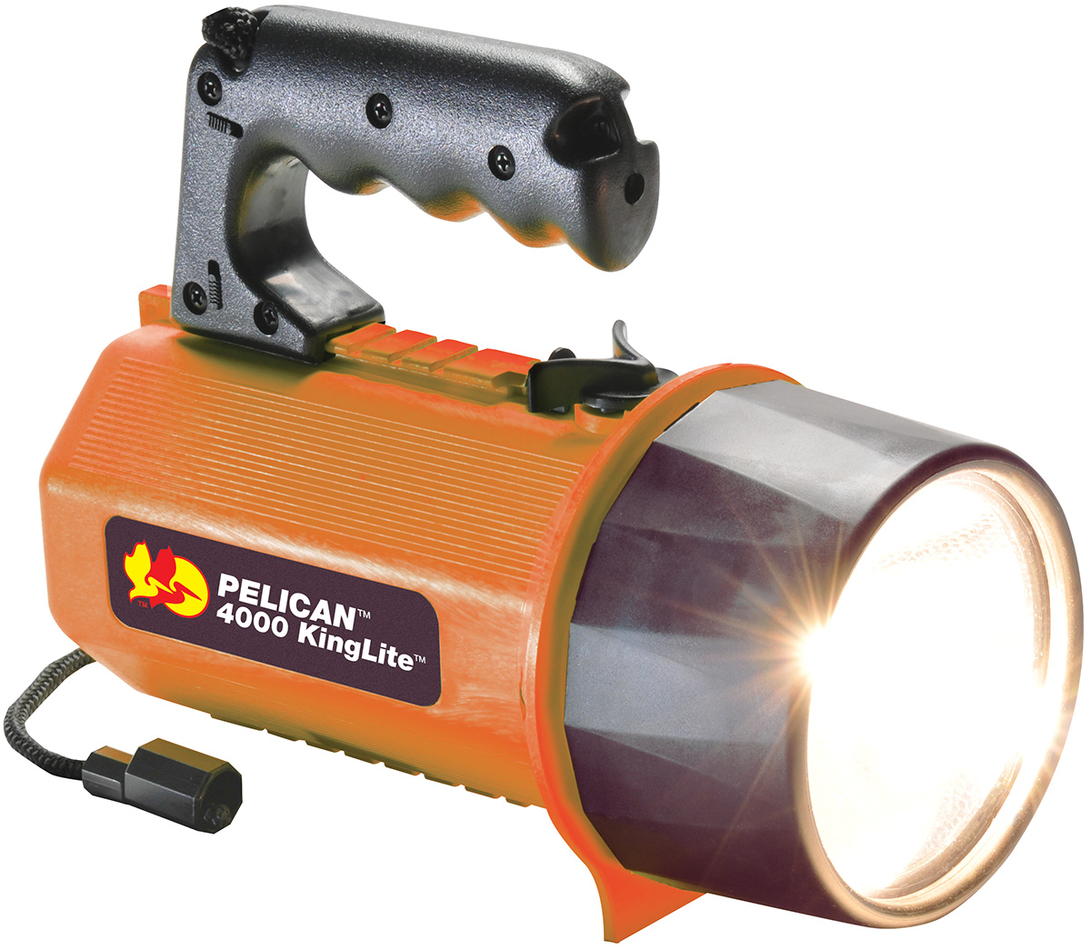 pelican peli products 4000 big safety approved flashlight