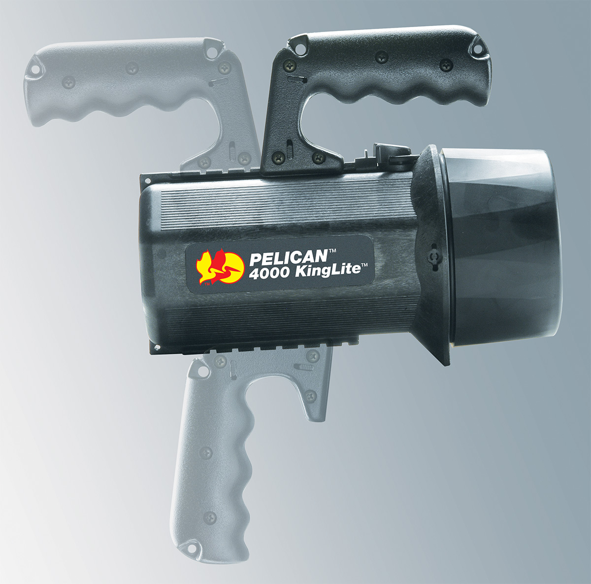 pelican peli products 4000 king light large safety approved