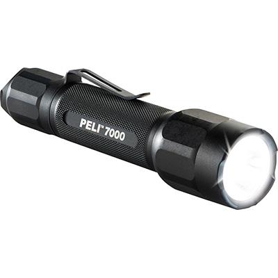 Linterna PELI 7000 LED negra