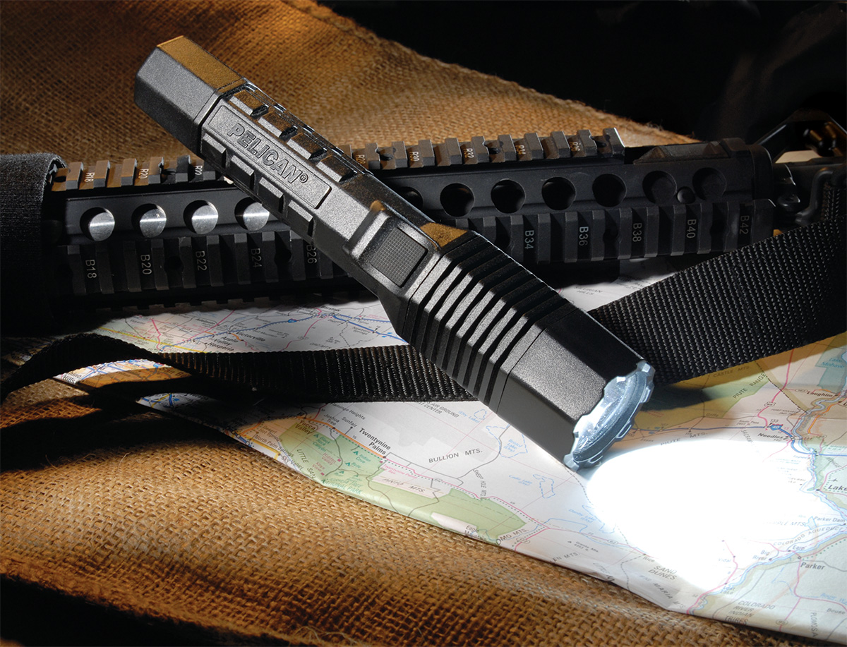pelican peli products 7060 usa made military tactical led light