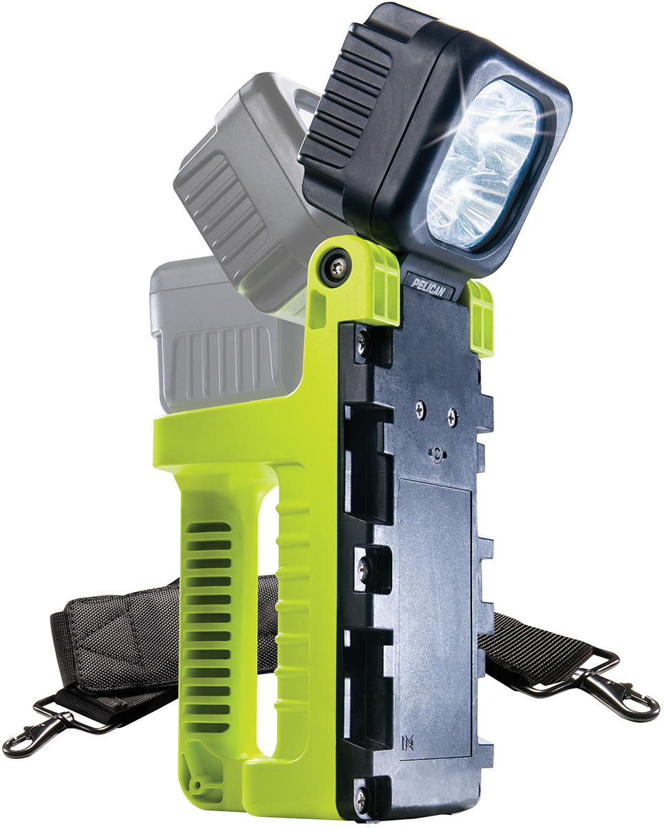 pelican peli products 9410L firefighter safety approved large light