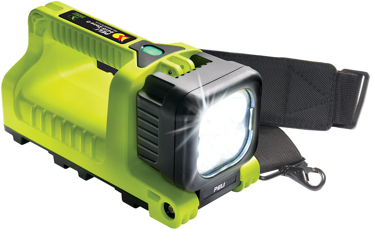 pelican peli products 9415Z0 big led zone 0 torch lantern