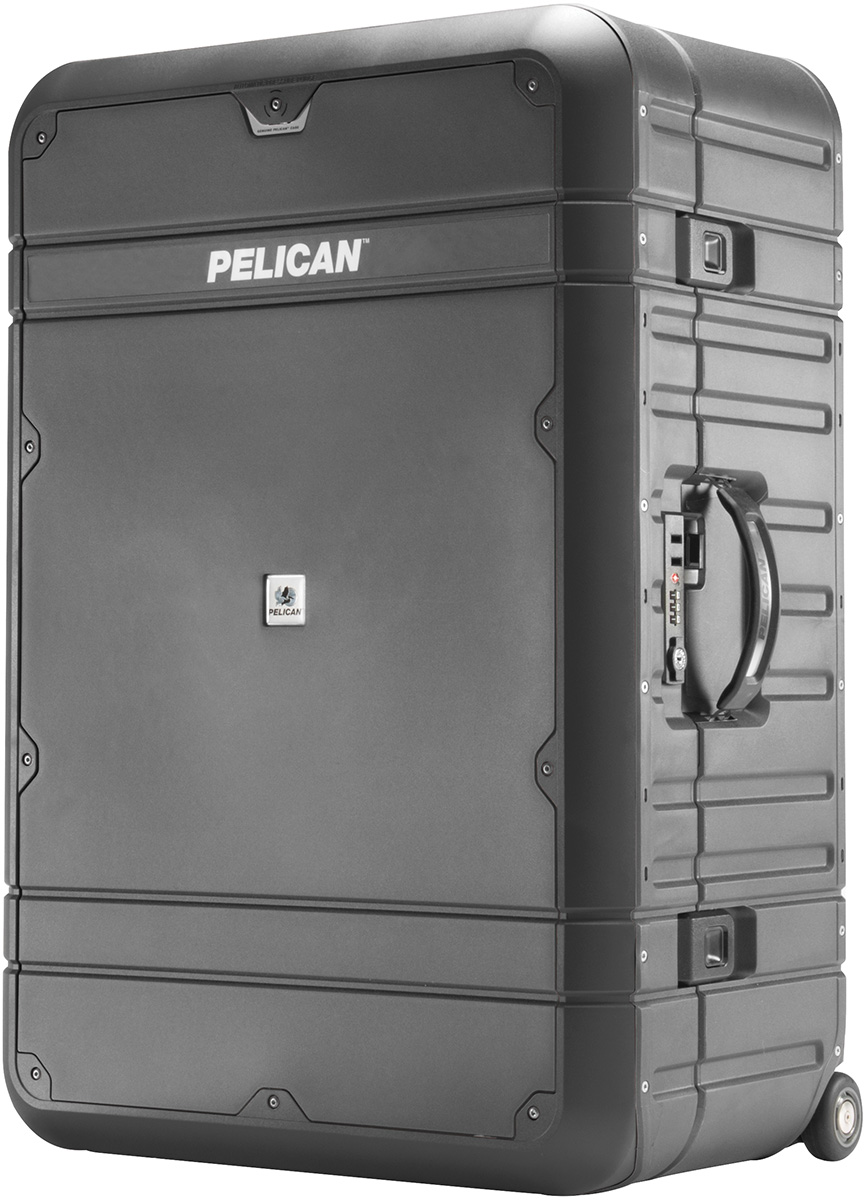 pelican peli products BA30 best usa made large wheeled luggage strong