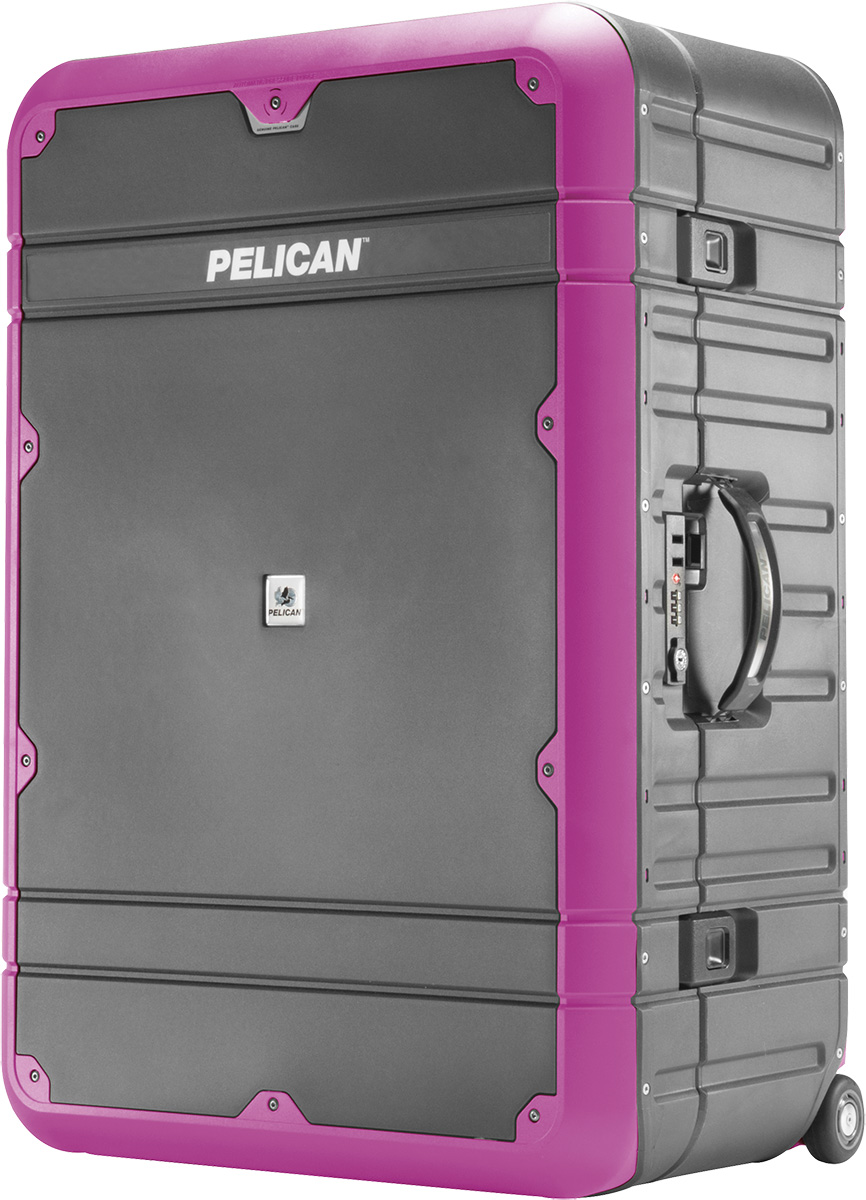 pelican peli products BA30 large hard travel luggage case made in usa