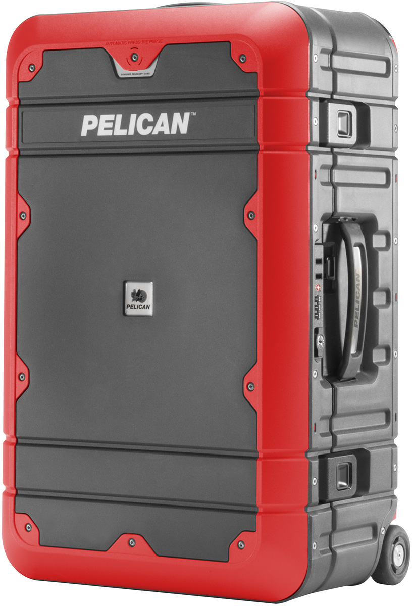 pelican peli products EL22 red tough rolling carry on elite luggage usa