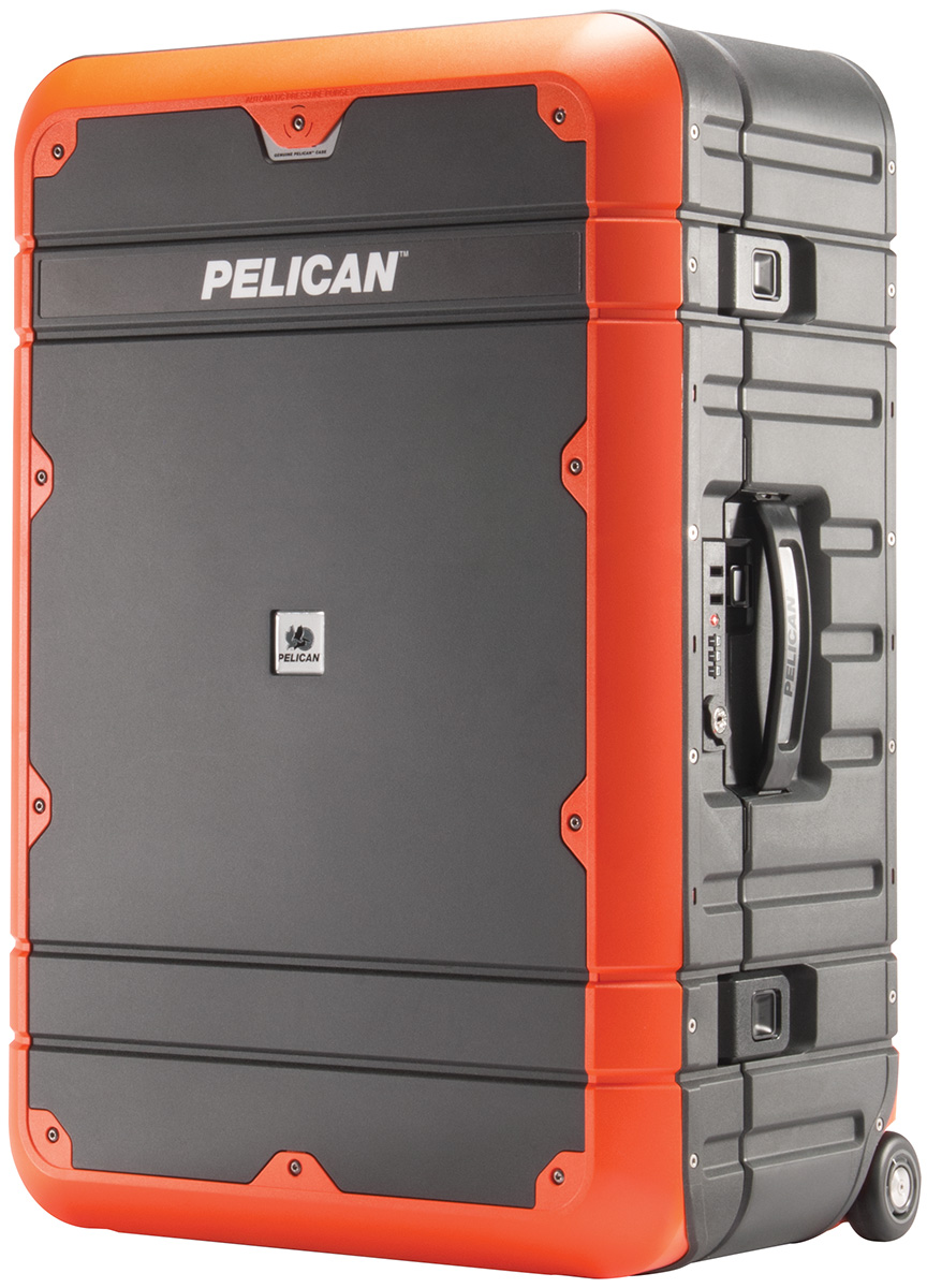 pelican peli products EL27 lifetime warranty hard made in usa luggage