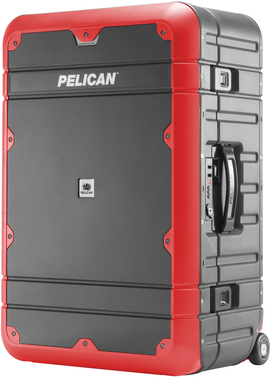 pelican peli products EL27 red best strong tough rolling hard luggage