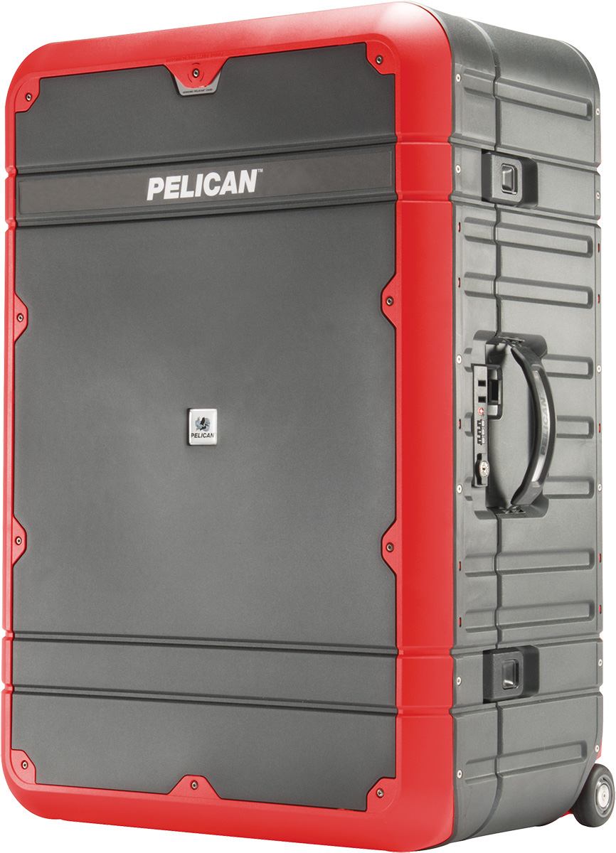 pelican peli products EL30 large tough rolling hard protective luggage