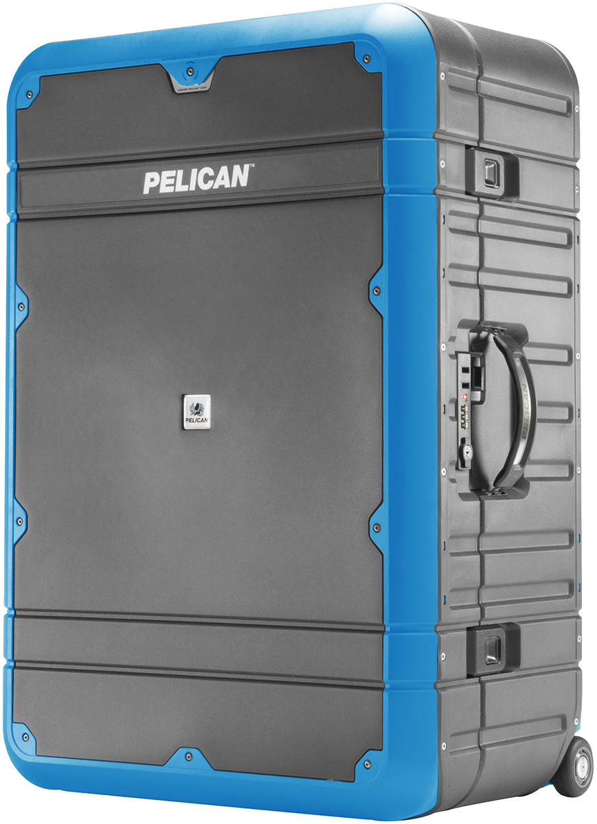 pelican peli products EL30 toughest large wheeled luggage rolling case