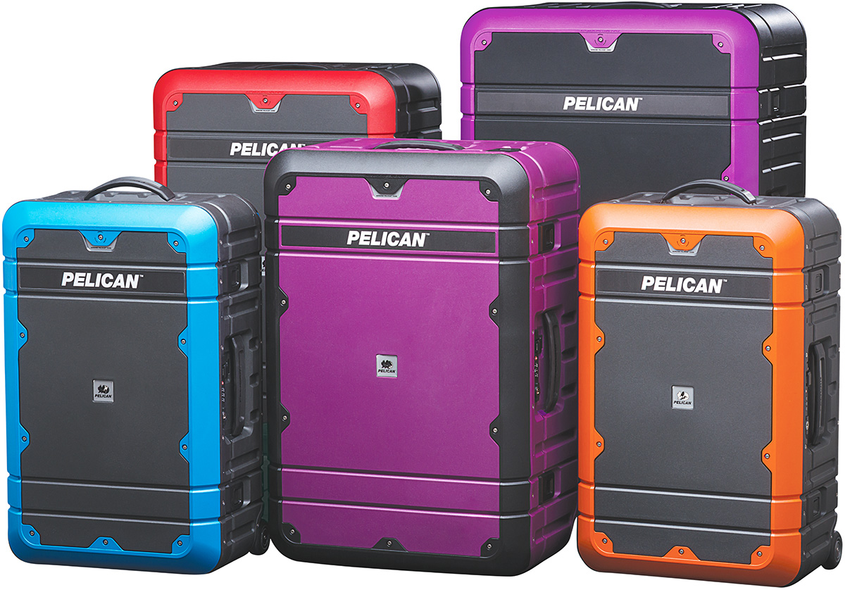 pelican peli products usa made watertight rolling luggage waterproof
