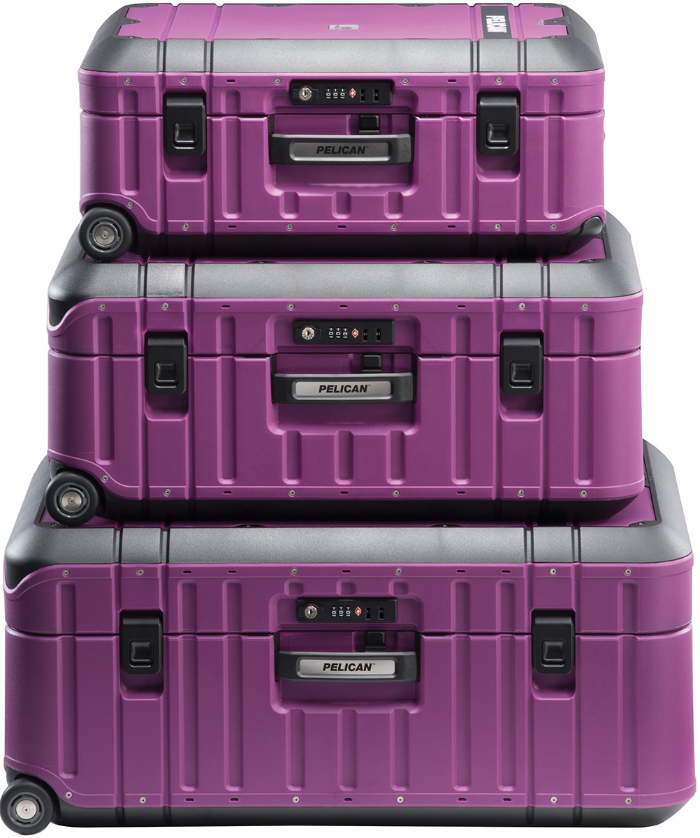 pelican peli products water dust proof outdoor luggage made in usa