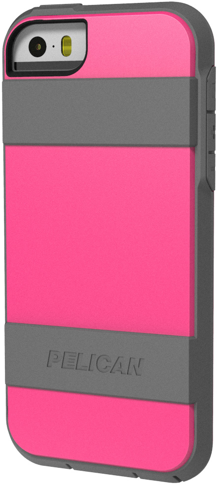 pelican peli products C01030 pink iphone 5 5s phone hard case