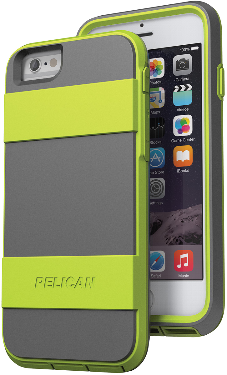 pelican peli products C02030 apple iphone 6 6s phone hard case