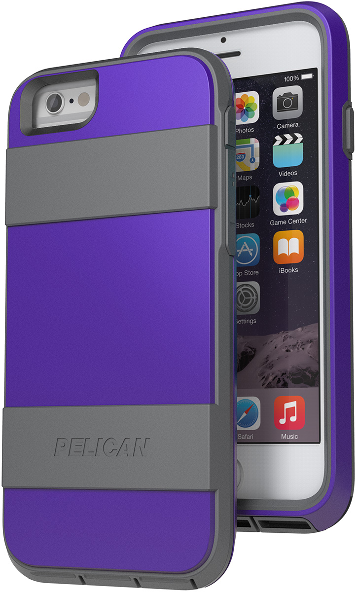pelican peli products C02030 apple iphone 6 6s protective case
